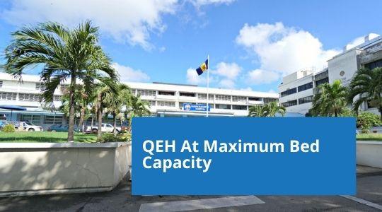 QEH At Maximum Bed Capacity