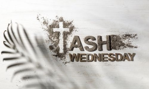 Watch Live – Ash Wednesday Service