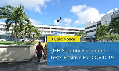 QEH Security Personnel Tests Positive For COVID-19